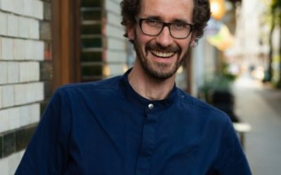 Ottmar Pohl-Hoffbauer aus dem Bonvivant im Interview mit urbanite.de
