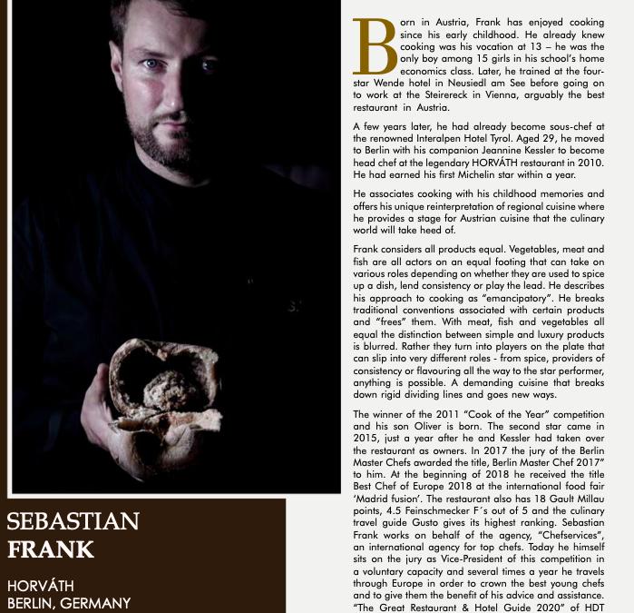 "Sebastian Frank im neu erschienen Buch ""Come Together!"""
