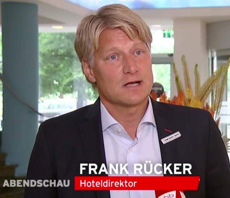 Das Erste im Hotel Berlin, Berlin